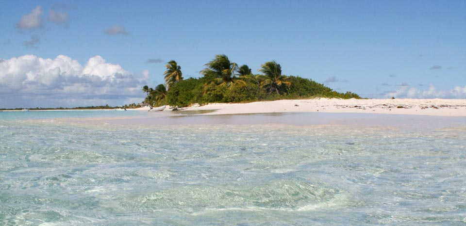 Coco Point in Barbuda